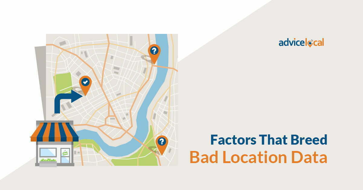 Bad Location Data