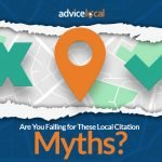 Are You Falling for These Local Citation Myths? [#Infographic] Read more at https://www.advicelocal.com/blog/local-citation-myths-infographic/#wSofm4l7AXJ8LYtG.99