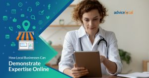 How Local Businesses Can Demonstrate Expertise Online