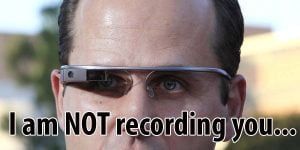 Google glass myths explained