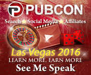 Bernadette Coleman, PubCon 2016