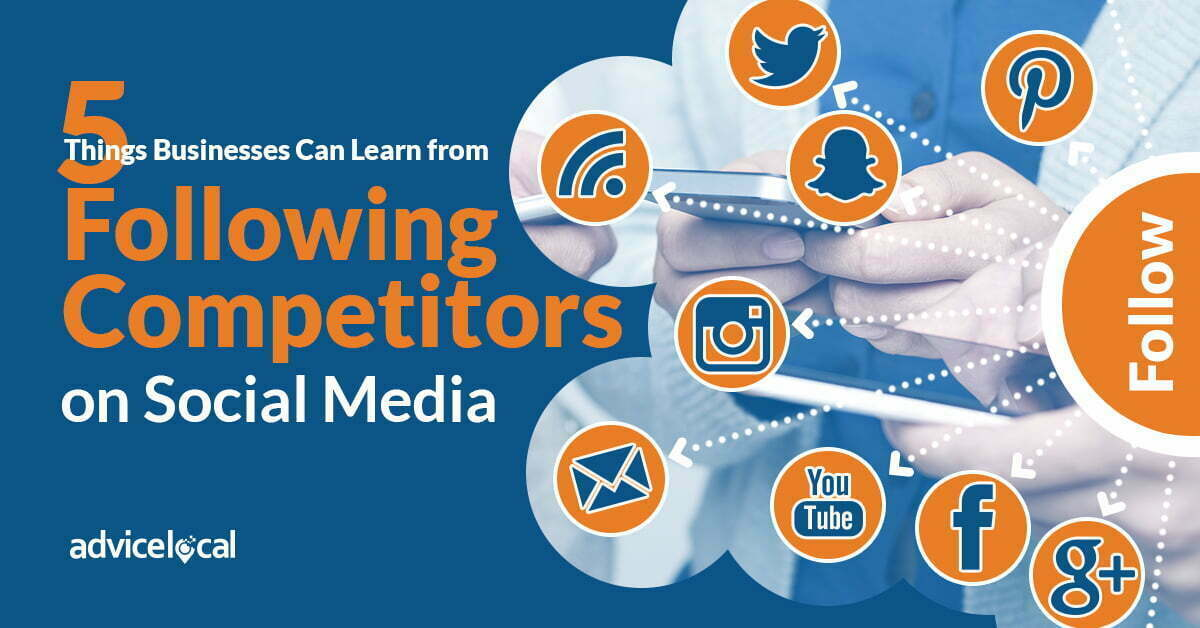 Competitors on Social Media