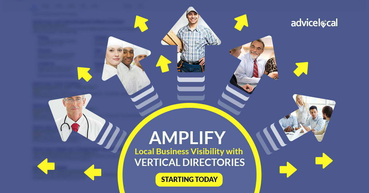 Local Business Vertical Directories